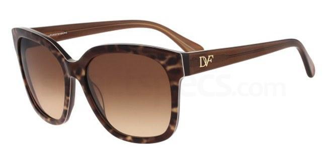 210 DVF602S JULIANNA Sunglasses, DVF