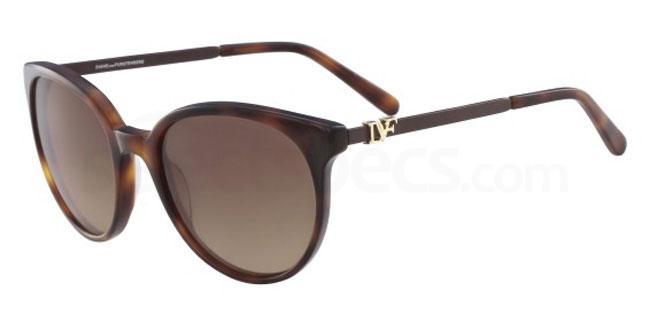 240 DVF618S MARIANNA Sunglasses, DVF