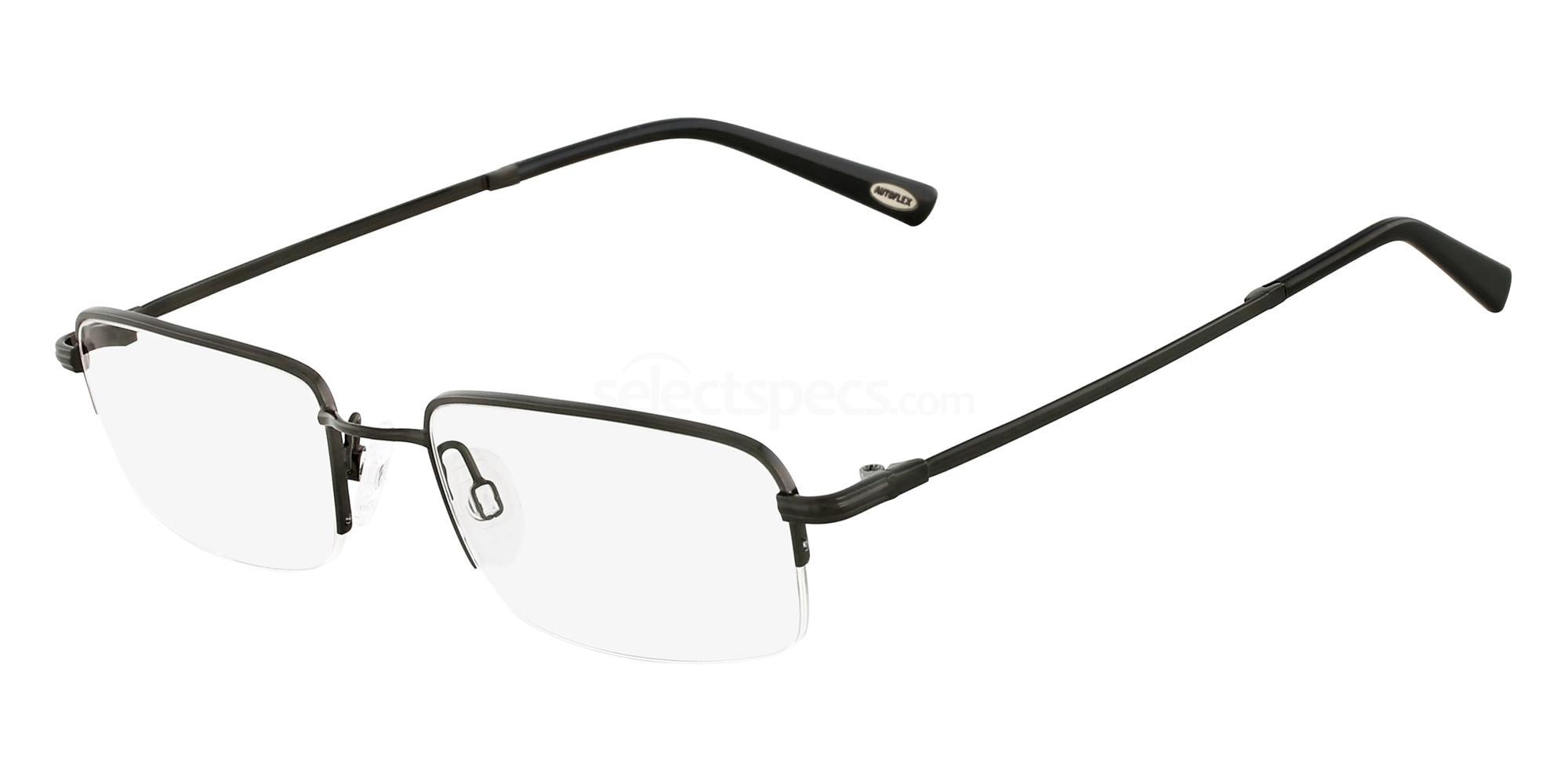 001 AUTOFLEX BULLDOG Glasses, Flexon