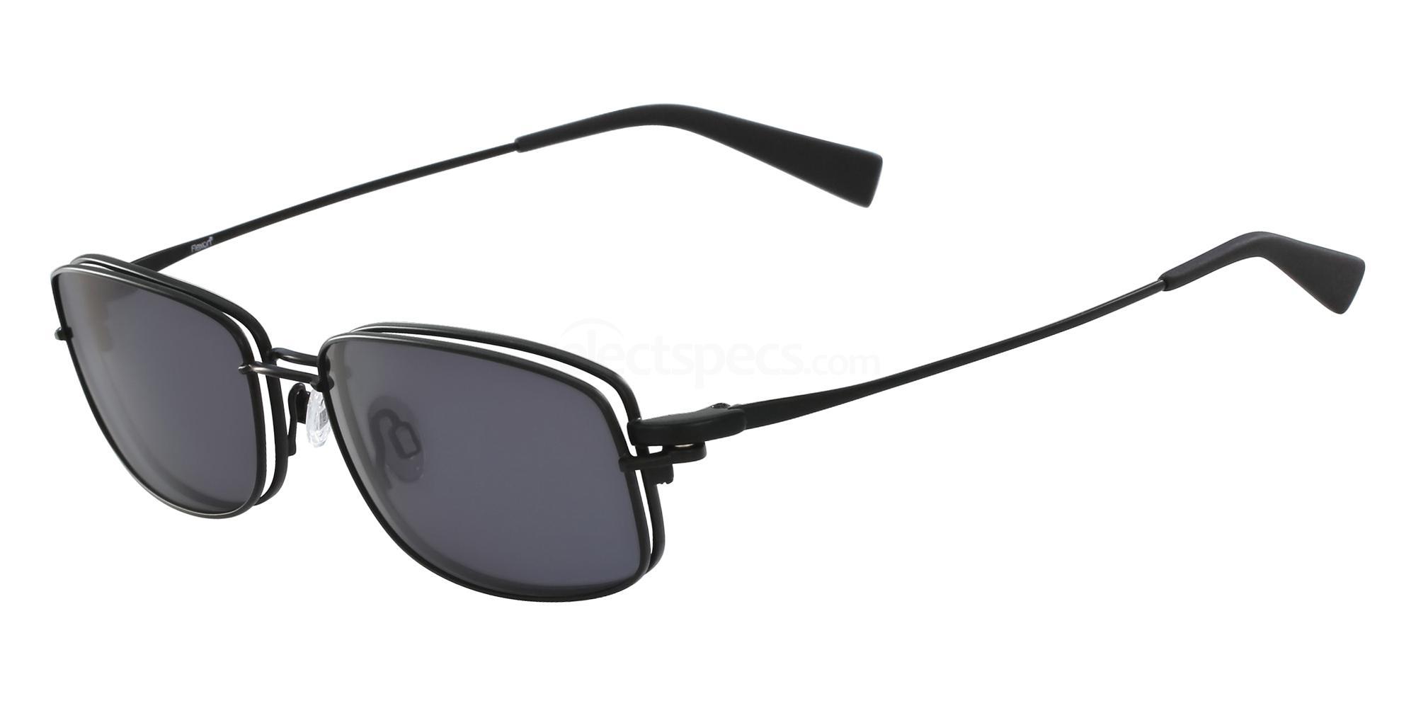 001 FLX904 MAG-SET Glasses, Flexon