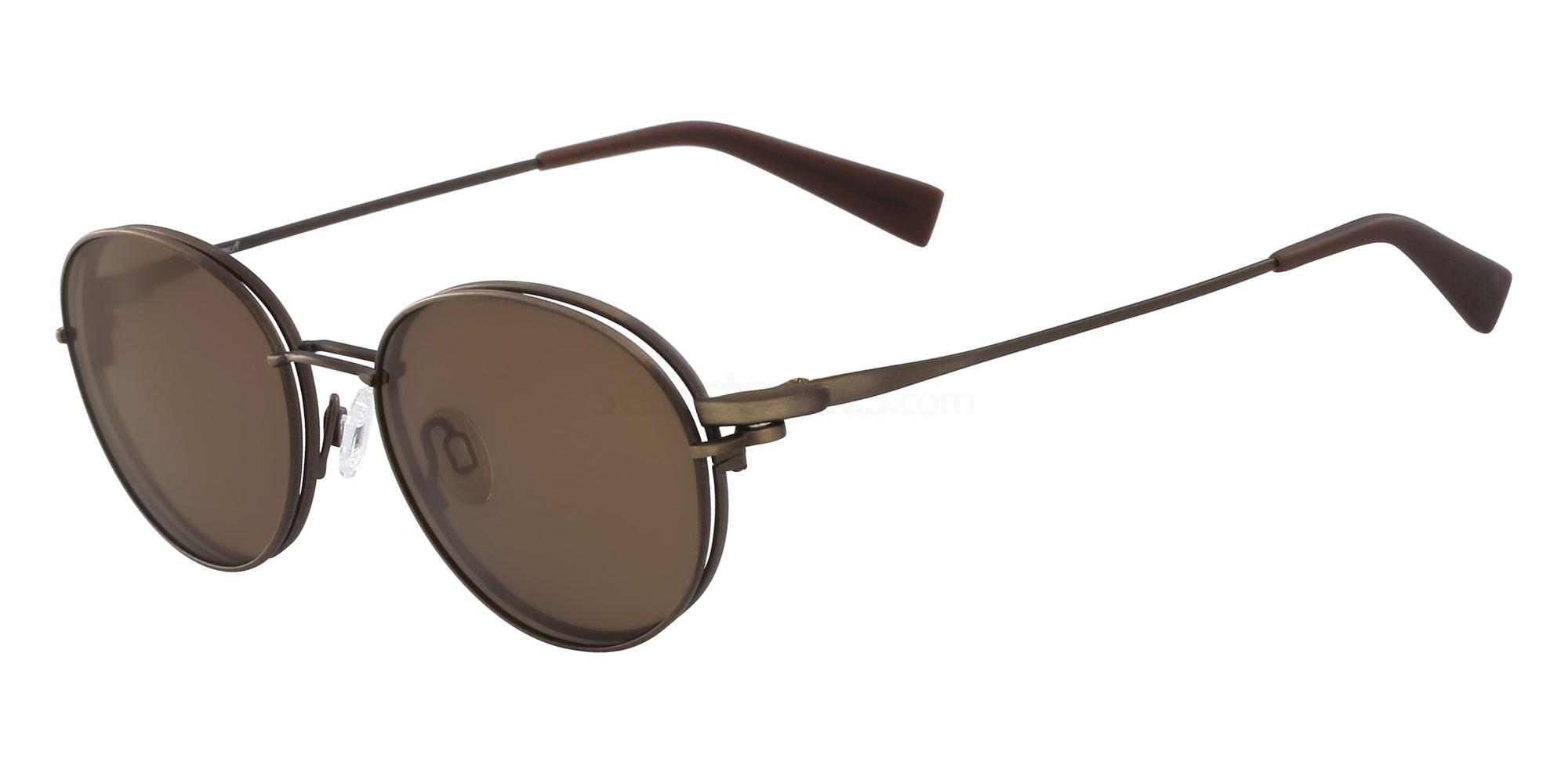 208 FLX905 MAG-SET Glasses, Flexon
