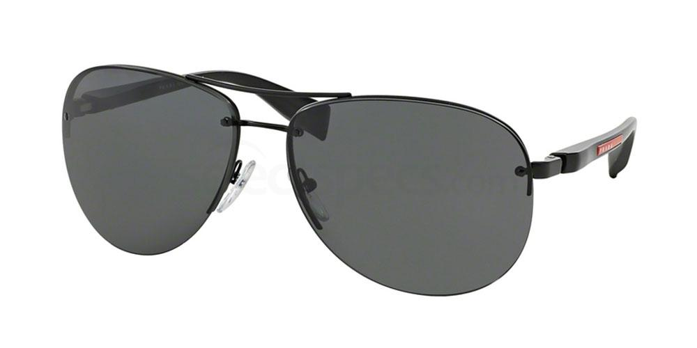 1BO1A1 PS 56MS (1/2) Sunglasses, Prada Linea Rossa