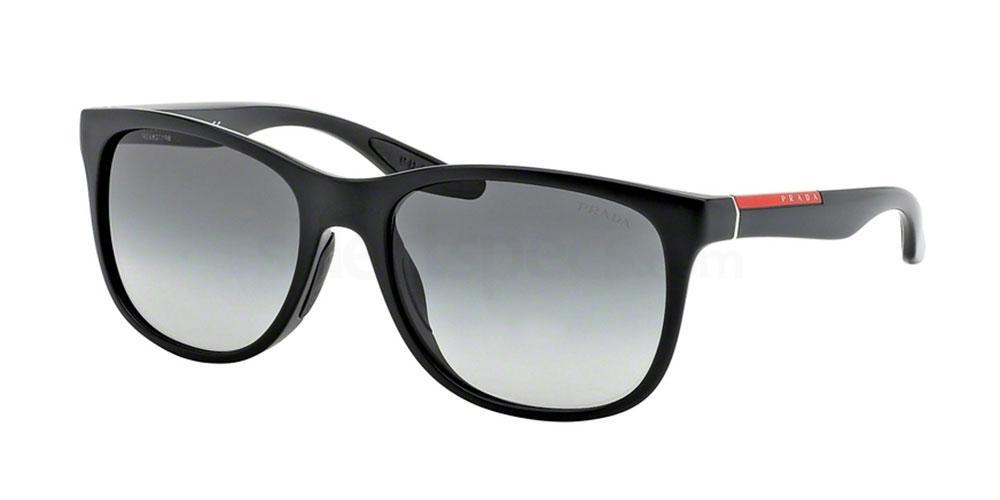 1BO3M1 PS 03OS (1/2) Sunglasses, Prada Linea Rossa