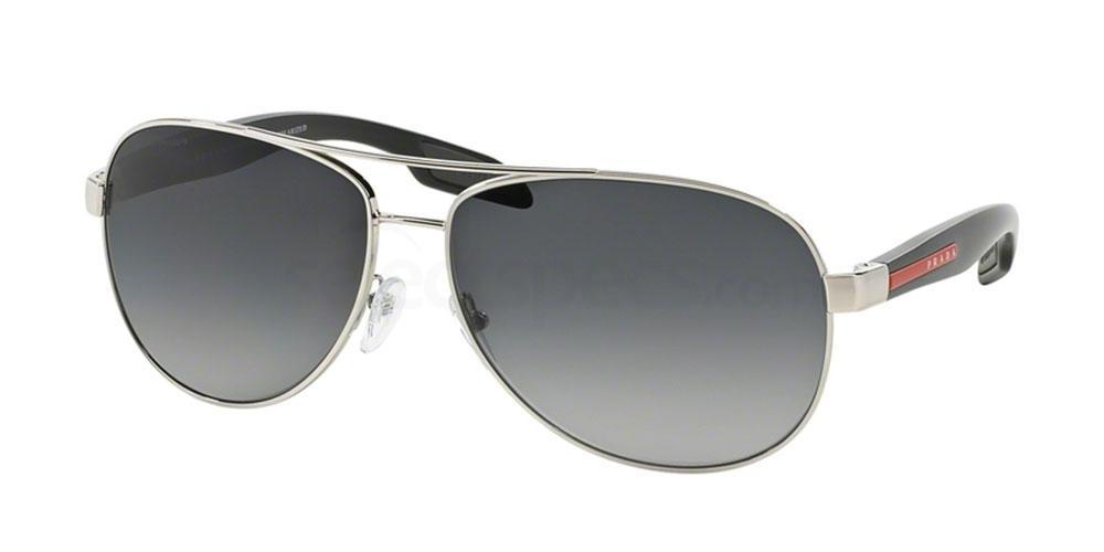 1BC5W1 PS 53PS Sunglasses, Prada Linea Rossa