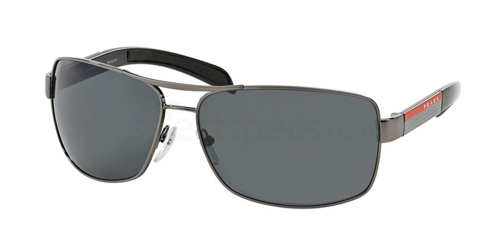 5AV5Z1 PS 54IS Sunglasses, Prada Linea Rossa