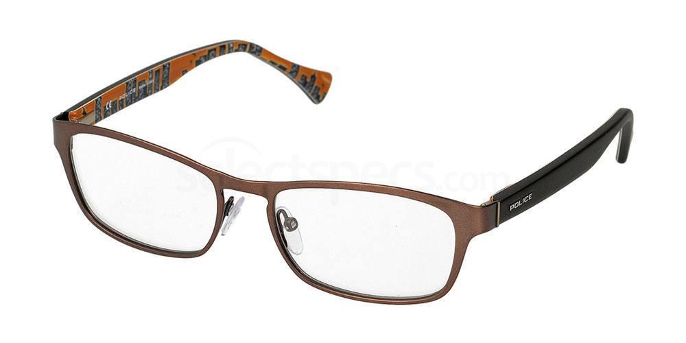 0SLS V8857 Glasses, Police