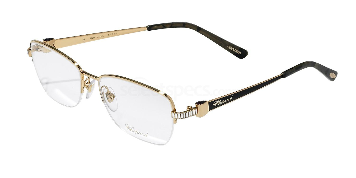 0301 VCH961S - 23KT Gold Glasses, Chopard