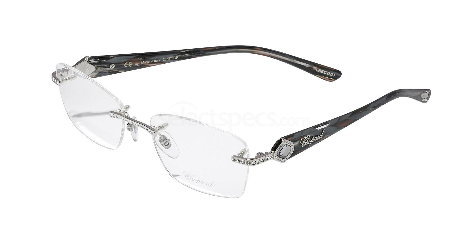 0579 VCHA33S - (23KT Gold Plated) Glasses, Chopard