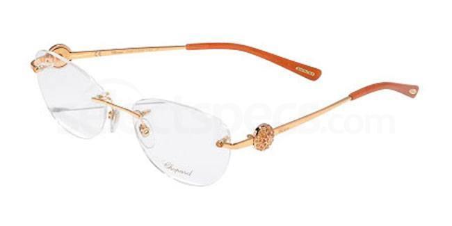 08FC VCHA95S Glasses, Chopard