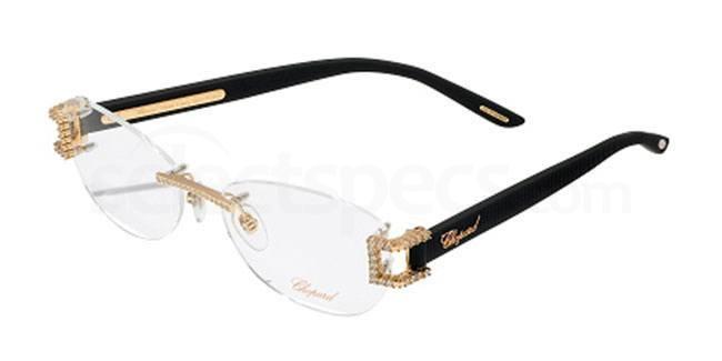 0300 VCHB19S Glasses, Chopard
