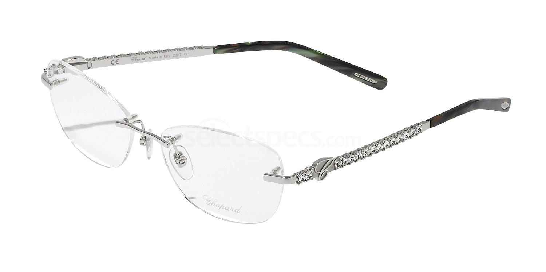 0589 VCHB51S Glasses, Chopard
