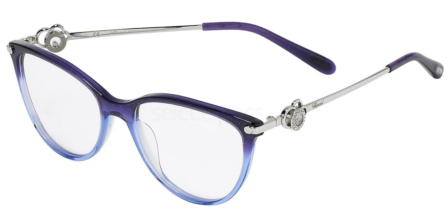 8A2Y VCH238S - (23KT Gold Plated) Glasses, Chopard