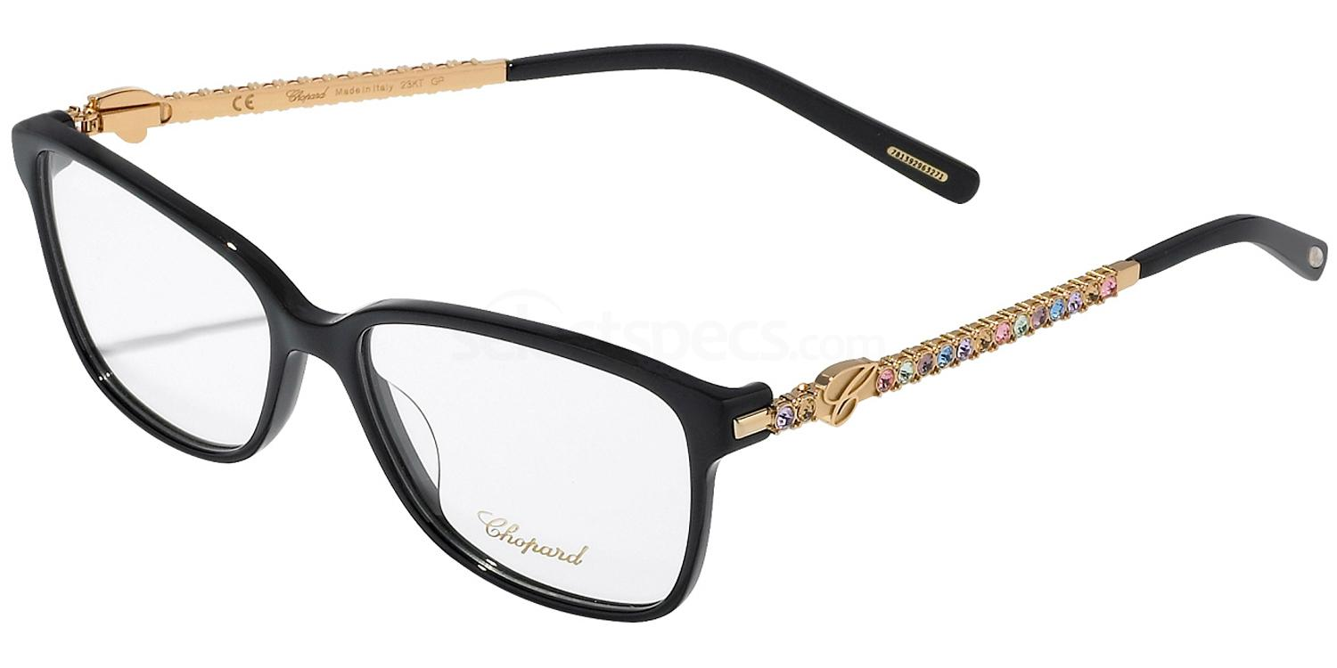 0700 VCH201R - (23KT Gold Plated) Glasses, Chopard