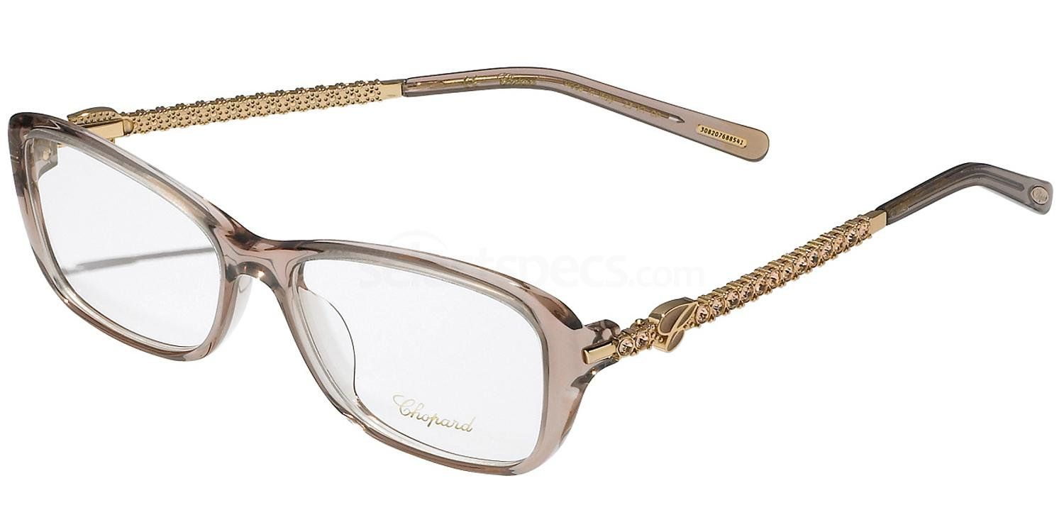 0856 VCH230S - (23KT Gold Plated) Glasses, Chopard