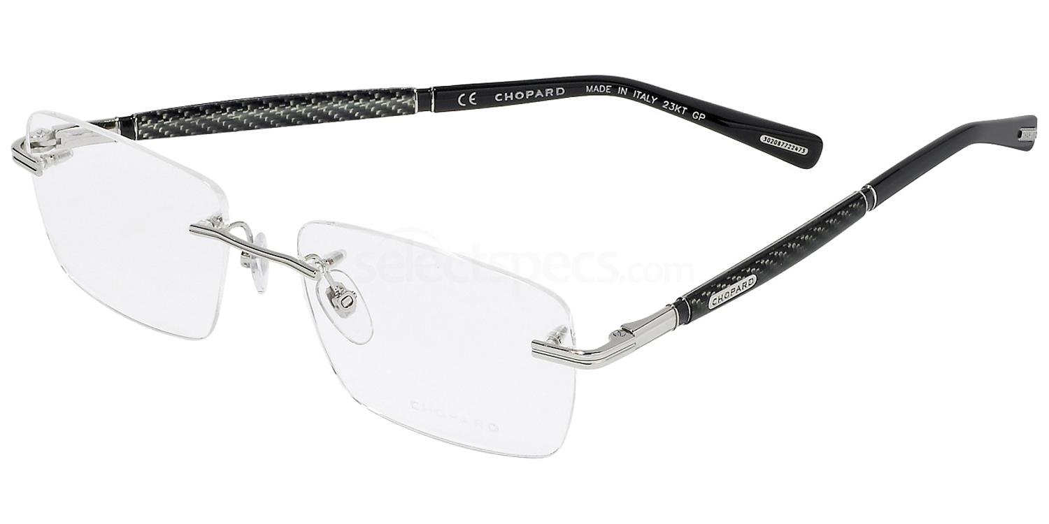 0583 VCHC37 - (23KT Gold Plated) Glasses, Chopard