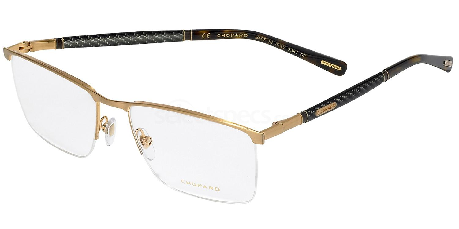 0H22 VCHC38 - (23KT Gold Plated) Glasses, Chopard