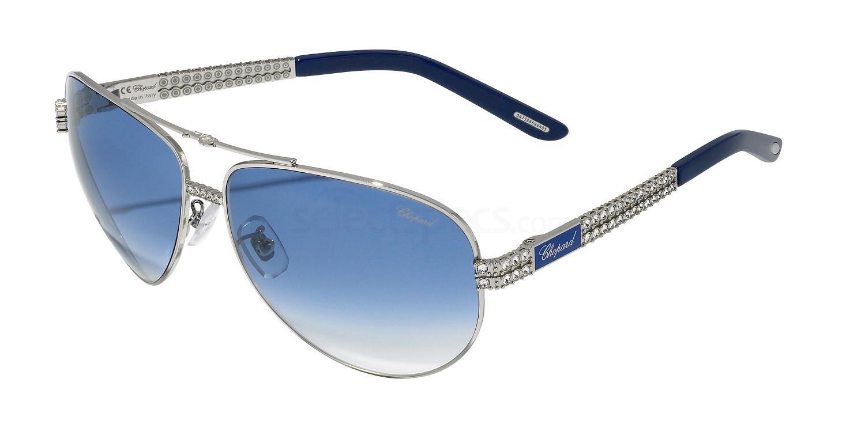 0E70 SCHB24S Sunglasses, Chopard
