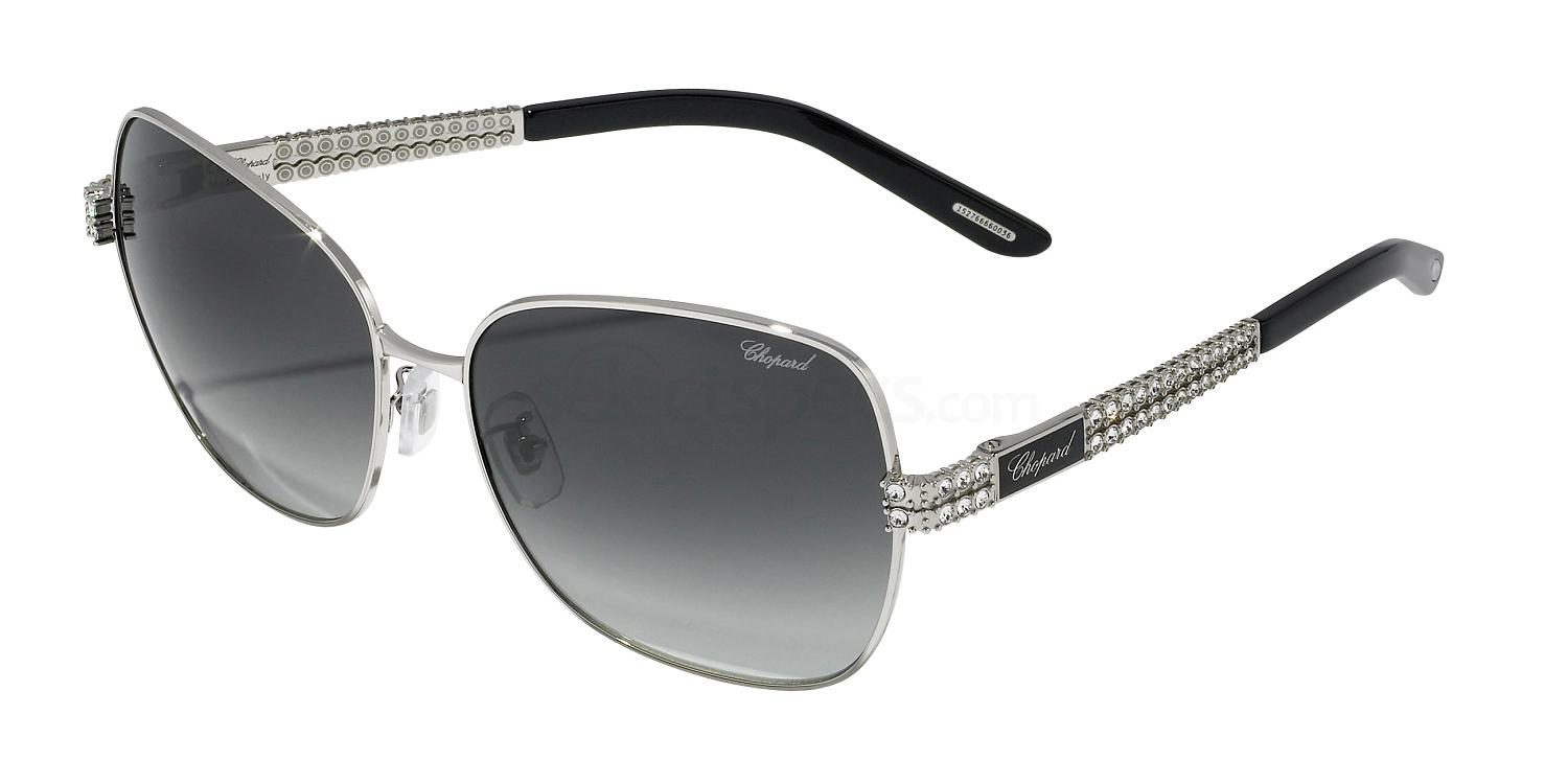 0583 SCHB25S Sunglasses, Chopard