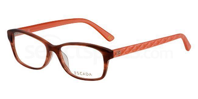 06DB VES257 Glasses, Escada