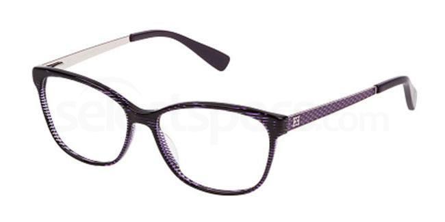 07P6 VES431 Glasses, Escada
