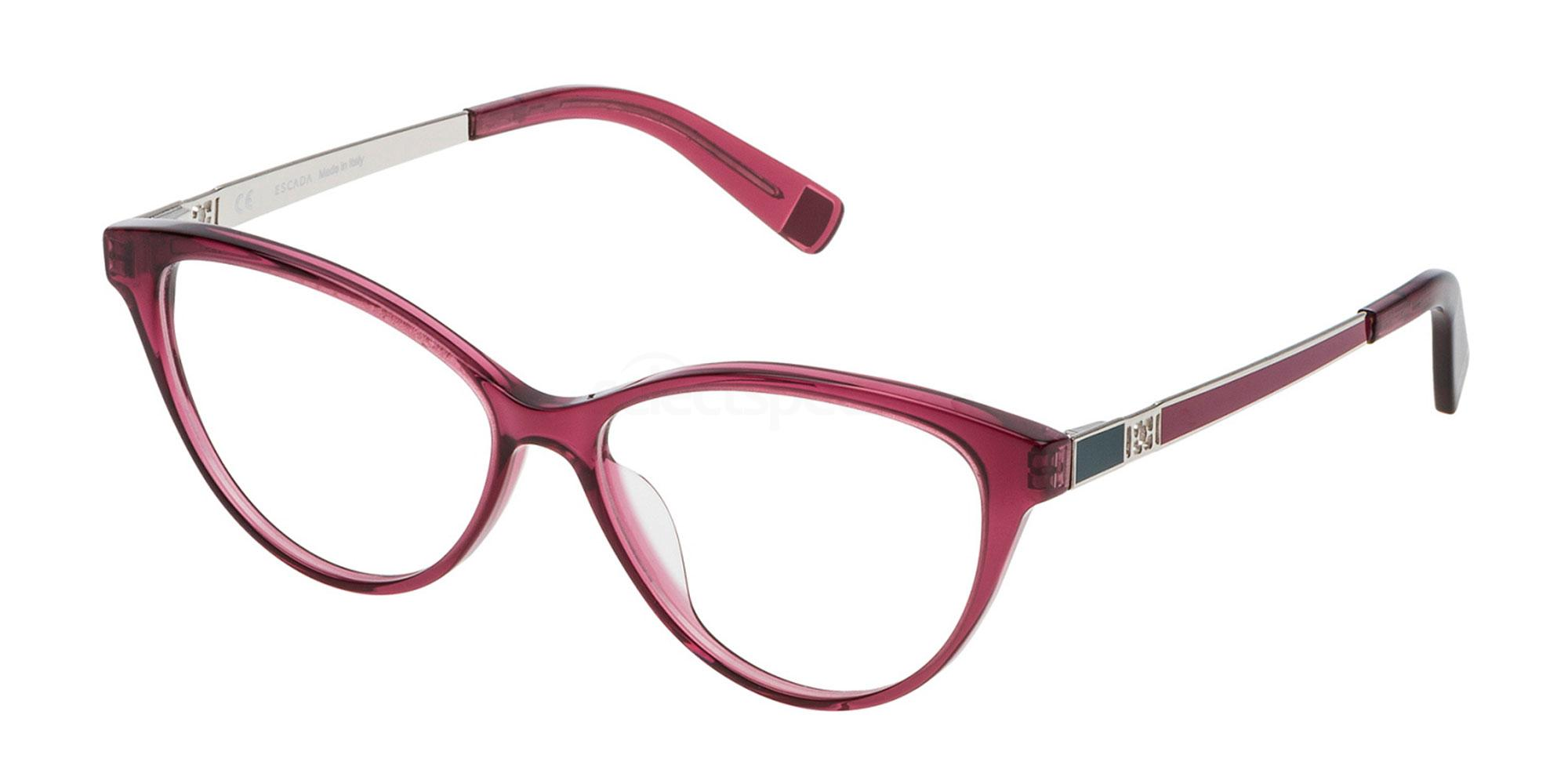 0916 VES466 Glasses, Escada