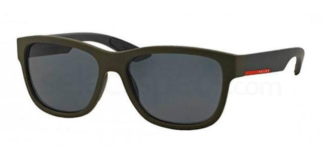 UBW5Z1 PS 03QS Sunglasses, Prada Linea Rossa