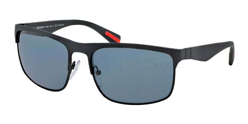 DG05Z1 PS 56PS Sunglasses, Prada Linea Rossa