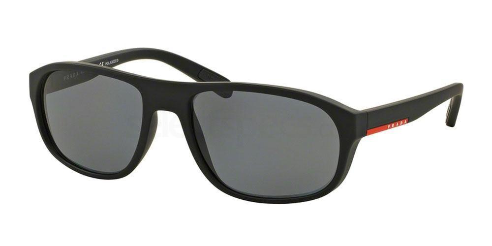 DG05Z1 PS 01RS Sunglasses, Prada Linea Rossa