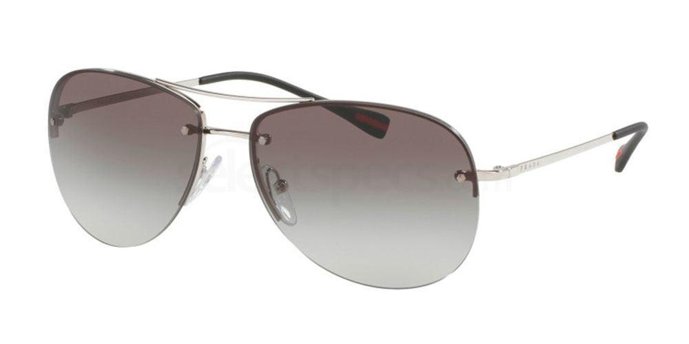 1BC0A7 PS 50RS Sunglasses, Prada Linea Rossa