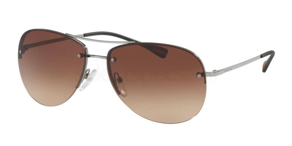5AV6S1 PS 50RS Sunglasses, Prada Linea Rossa