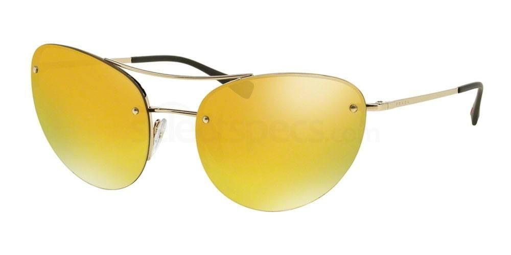 ZVN5N0 PS 51RS Sunglasses, Prada Linea Rossa