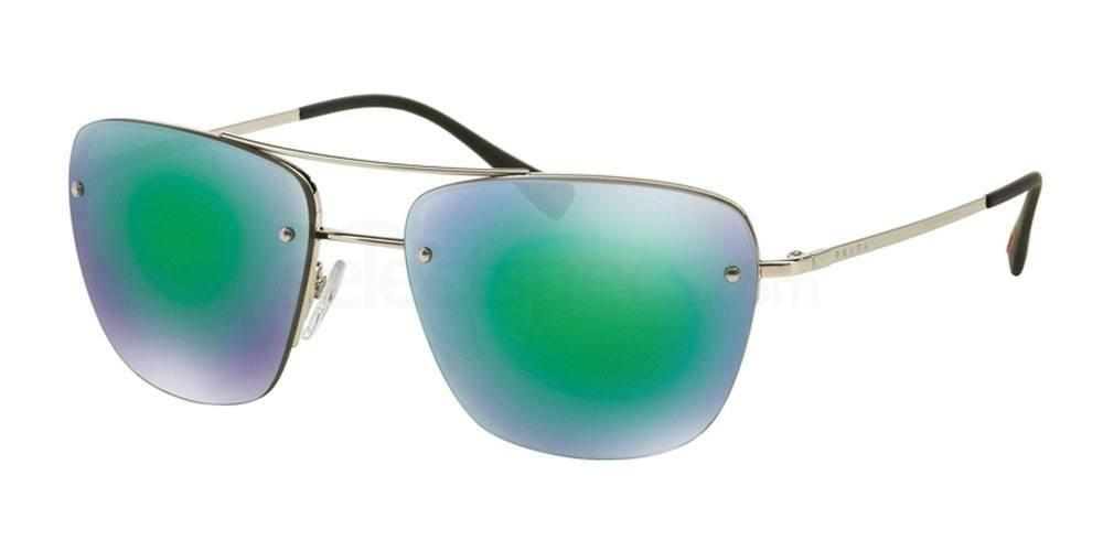 1BC1M0 PS 52RS Sunglasses, Prada Linea Rossa