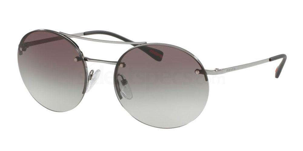 1BC0A7 PS 54RS Sunglasses, Prada Linea Rossa