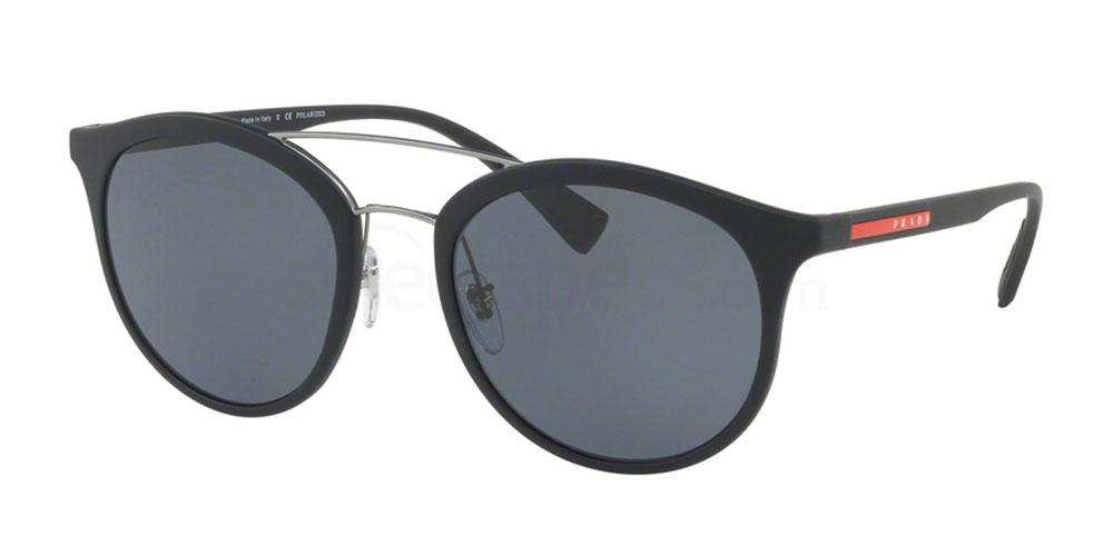 DG05Z1 PS 04RS Sunglasses, Prada Linea Rossa