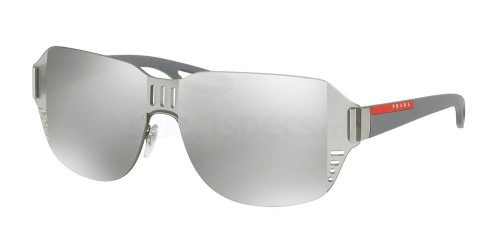 futuristic sunglasses prada