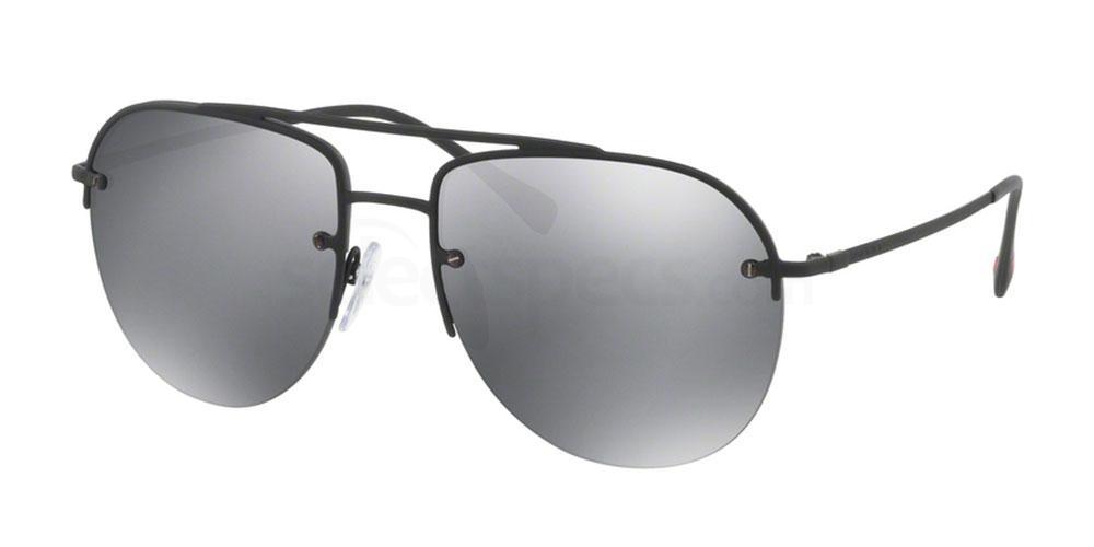 DG05L0 PS 53SS Sunglasses, Prada Linea Rossa