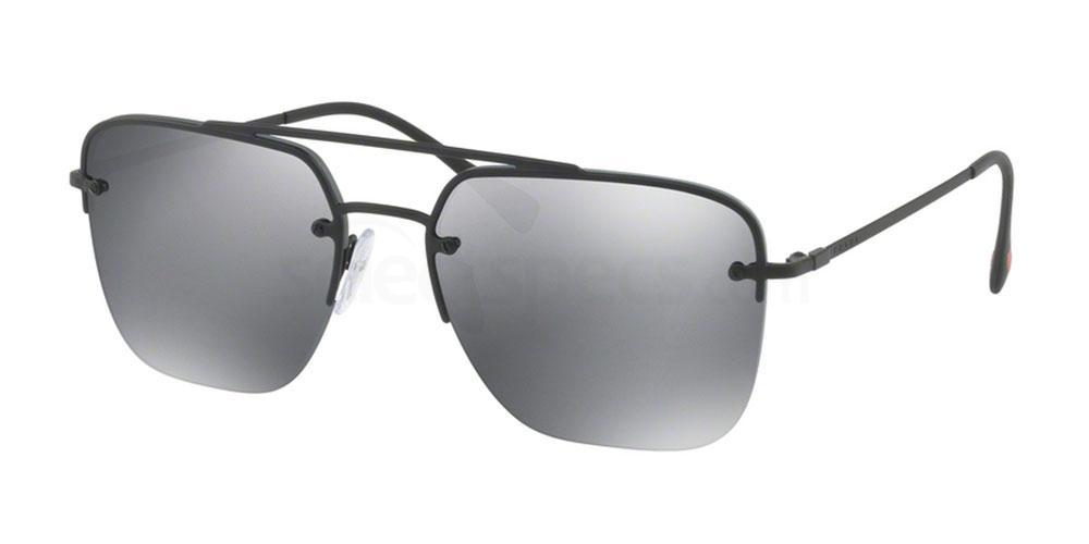 DG05L0 PS 54SS Sunglasses, Prada Linea Rossa