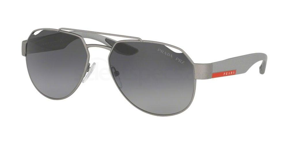 4495W1 PS 57US Sunglasses, Prada Linea Rossa