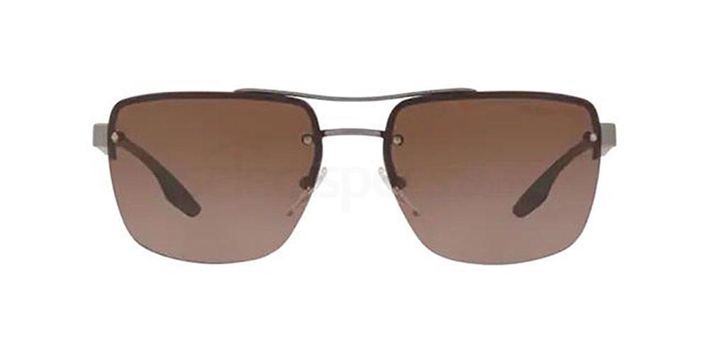 DG1724 PS 60US Sunglasses, Prada Linea Rossa