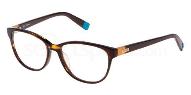 0743 VU4942 Glasses, Furla
