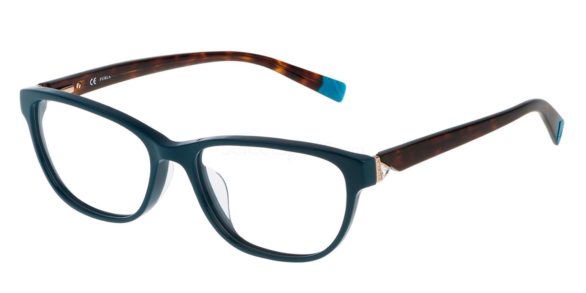 06MC VU4948R Glasses, Furla
