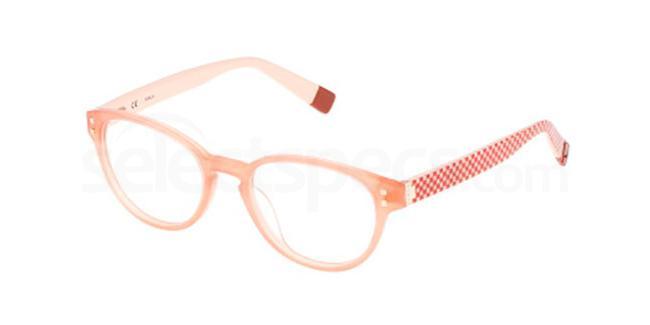 06DS VU4910 Glasses, Furla