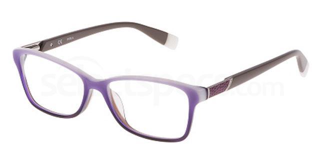0AFZ VU4952 Glasses, Furla