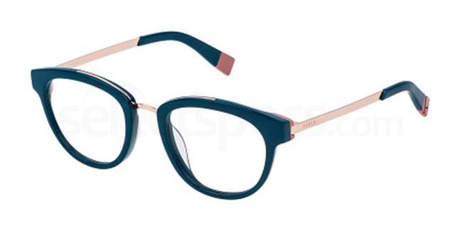 06MC VFU027 Glasses, Furla