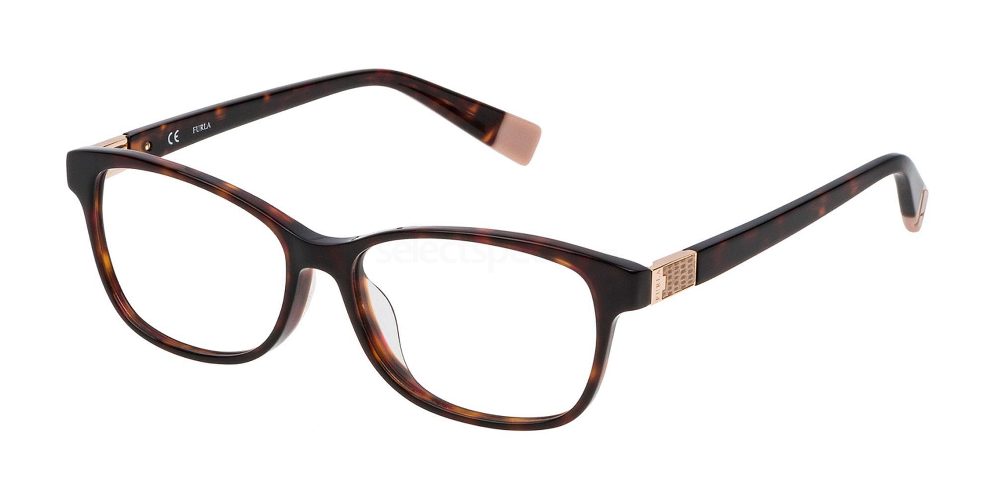 0722 VFU031 Glasses, Furla