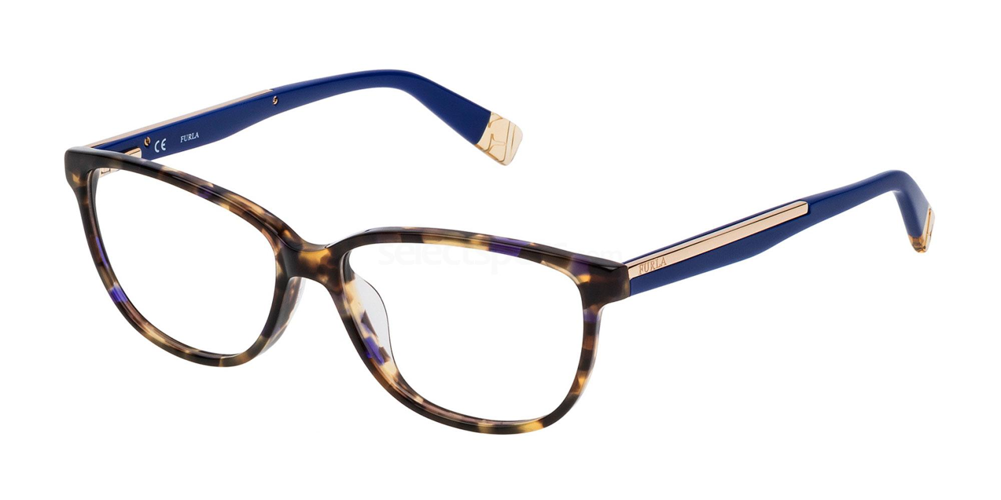0744 VU4973 Glasses, Furla