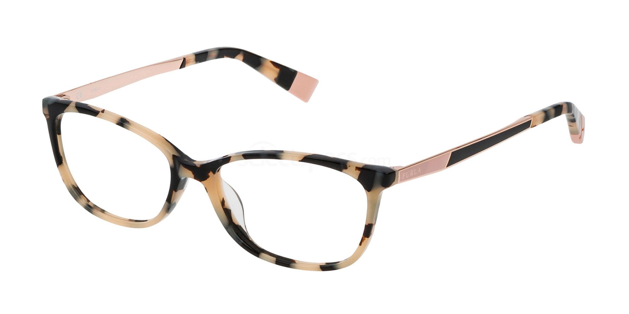 07UX VFU089 Glasses, Furla