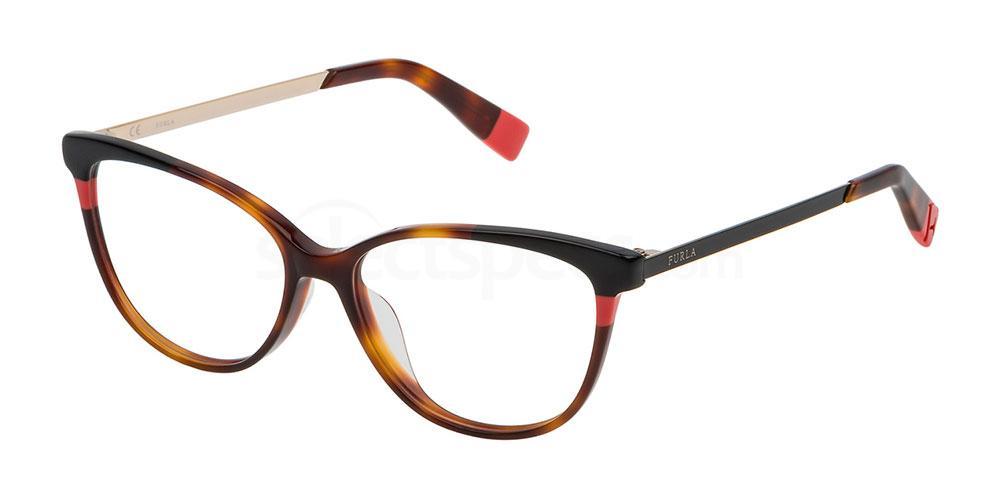 0752 VFU134 Glasses, Furla