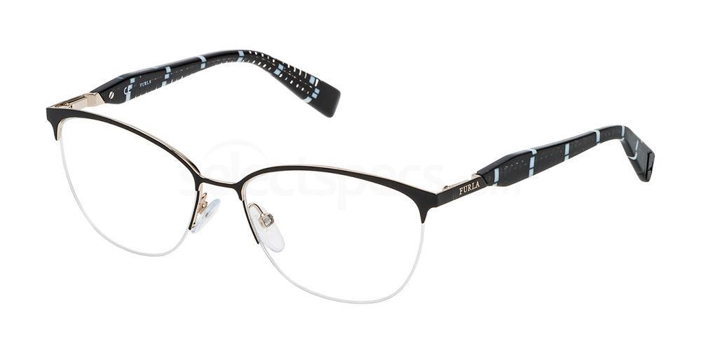 0304 VFU079 Glasses, Furla
