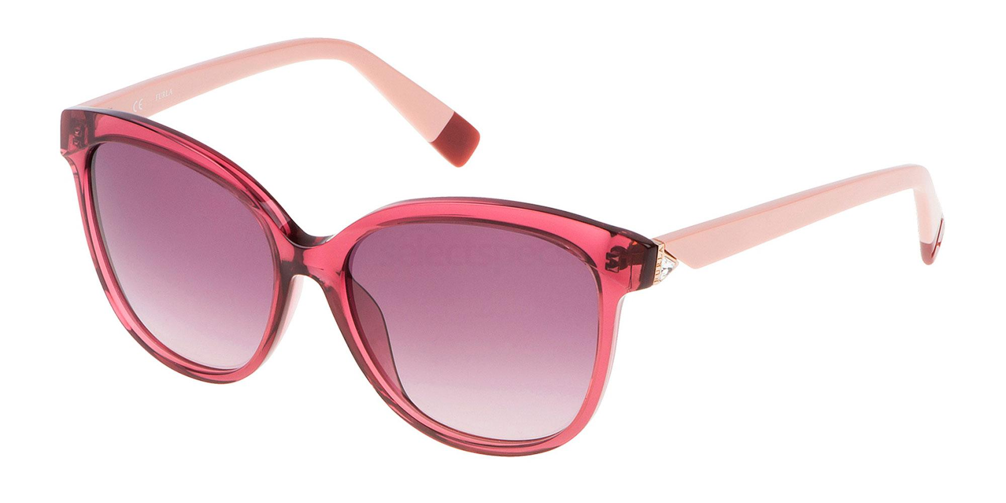 06NL SU4962S Sunglasses, Furla